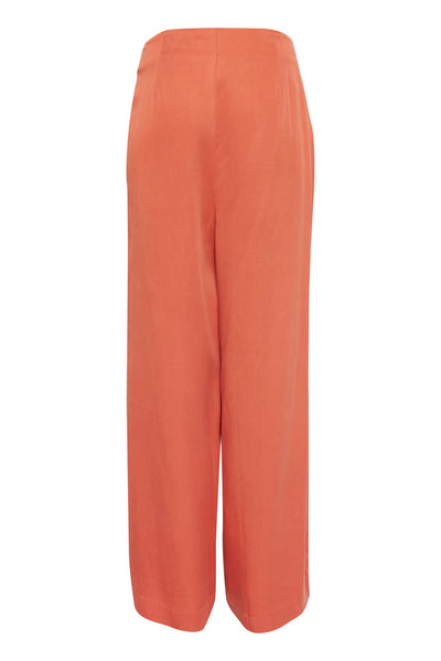 Spice Route High Waist Trousers