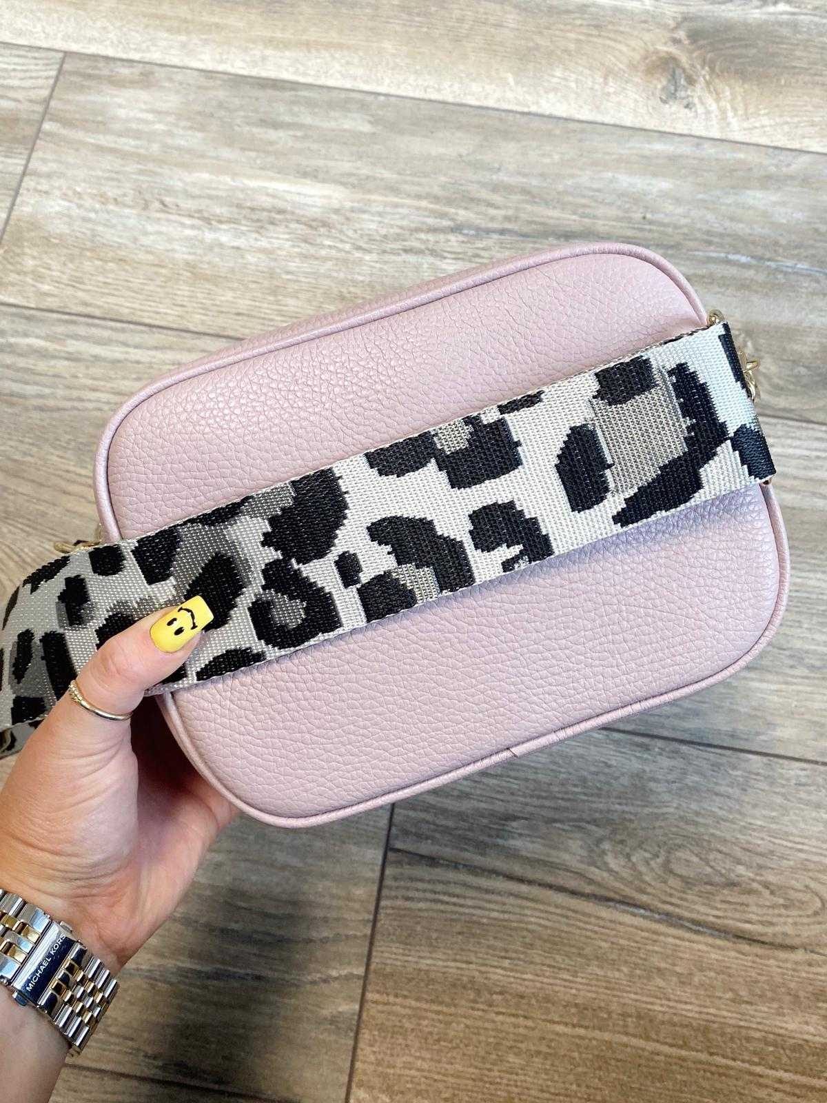 Georgia Crossbody Bag (Lilac)