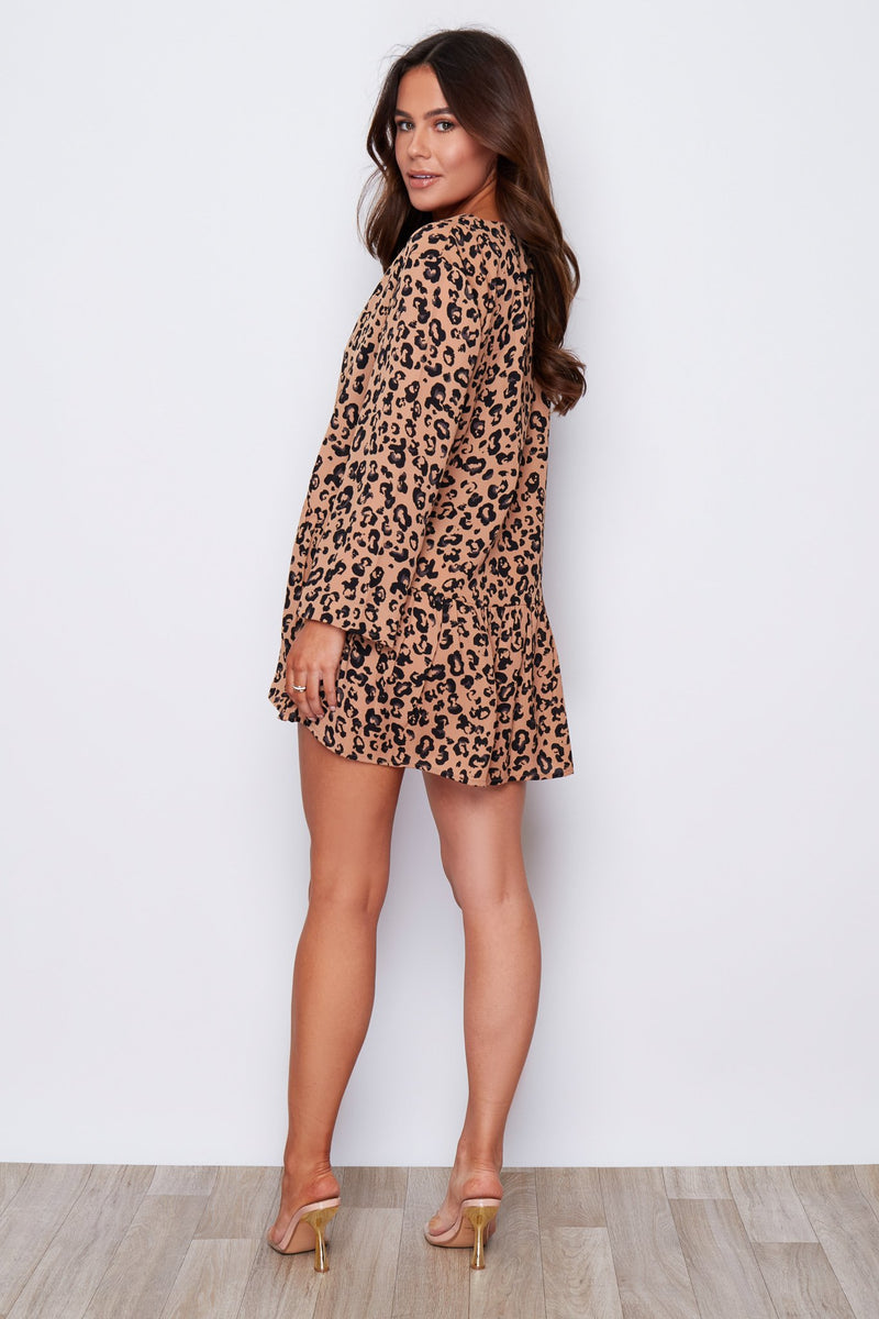 Abby Loose Fit Dress