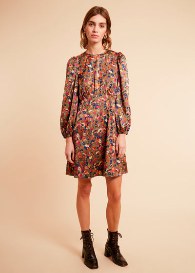 Agueda Floral Dress