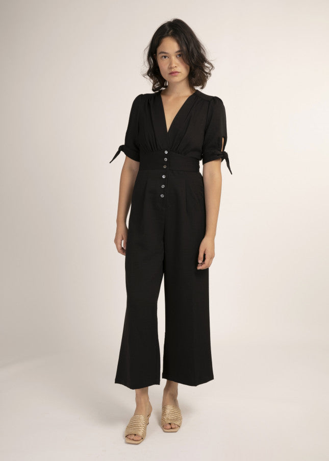 Maela Jumpsuit (Black)
