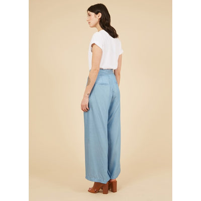 Blue Pierina Trousers