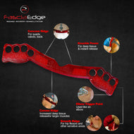 FasciaEdge3.1 Massage Tool: IASTM, Muscle Recovery, Rehabilitation, Myofascial release.