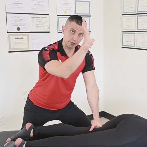 Fascial Deep Tissue Therapy FDTT