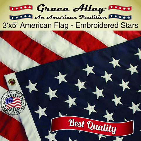 American Made 3x5 FT US Flag Made in USA
