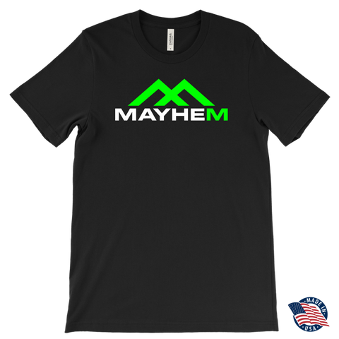 Mayhem Green/White