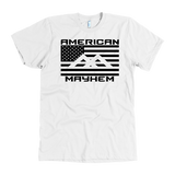 American Mayhem Big Flag Black