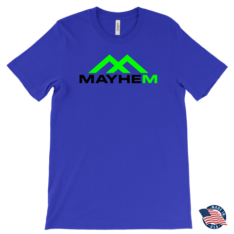 Mayhem Green/Black