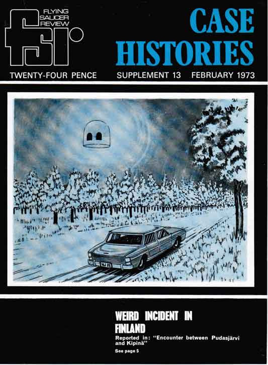 FSR-Case Histories - Supplement 13 - February 1973