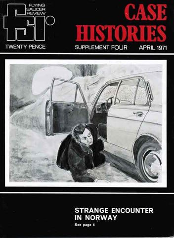FSR-Case Histories Supplement Four - April 1971