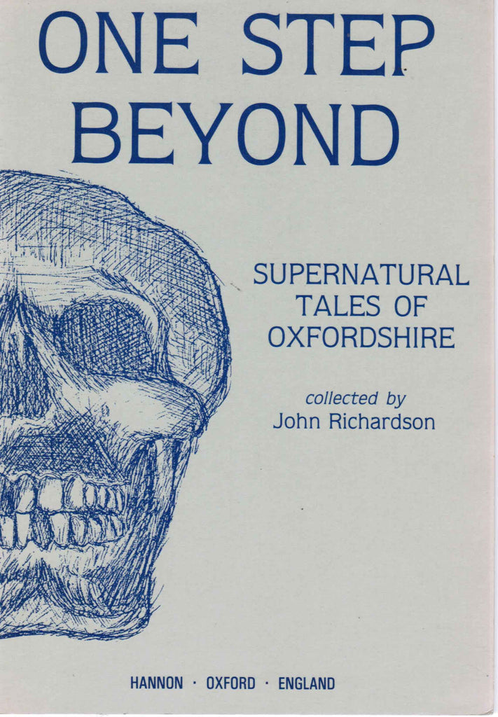 One Step Beyond: Supernatural Tales of Oxfordshire