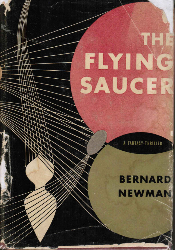 The Flying Saucer - A Fantasy-Thriller
