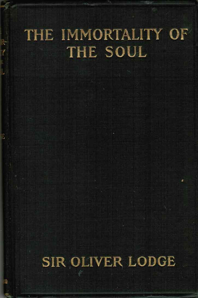 The Immortality of the Soul (1908)