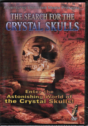 The Search for the Crystal Skulls
