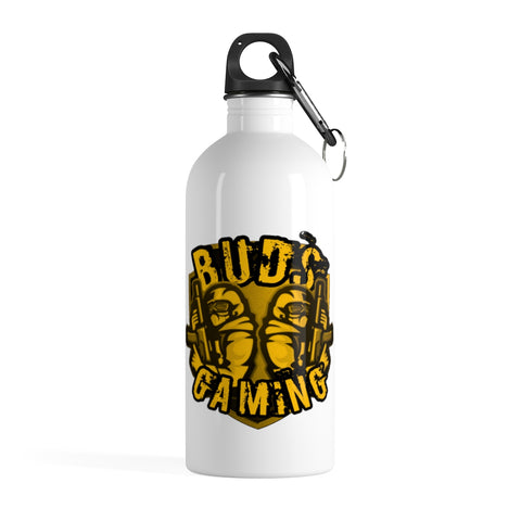 Buds Gaming Stainless Steel Water Bottle