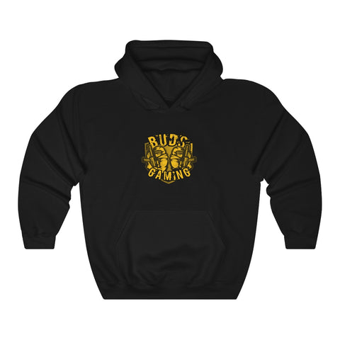 Buds Gaming Front and Back Heavy Blend™ Hooded Sweatshirt
