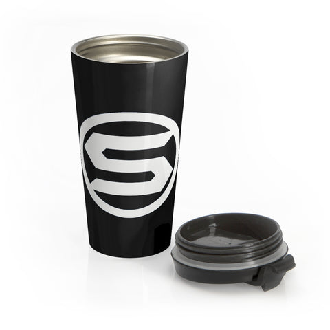Slax Stainless Steel Travel Mug