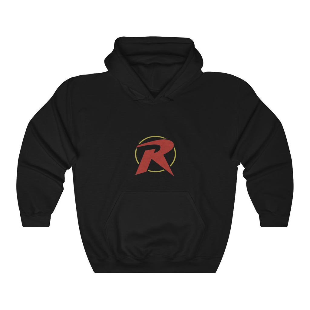 Red Heavy Blend™ Hooded Sweatshirt