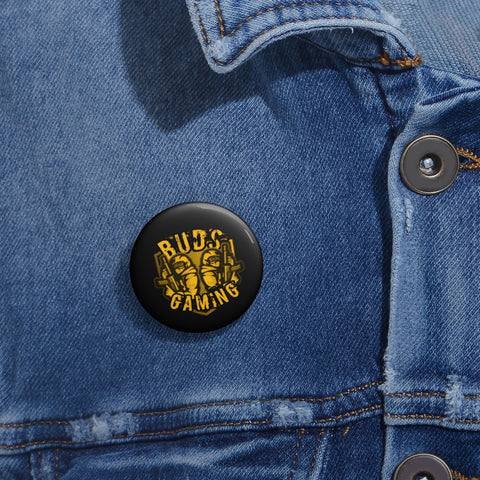 Buds Gaming Pin Buttons