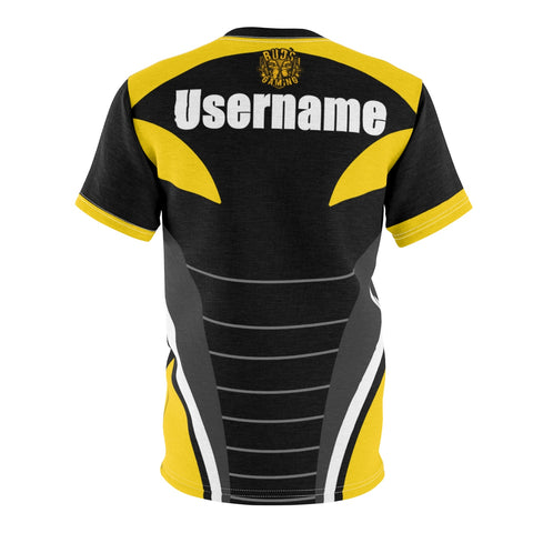 Custom Buds Gaming OverDrive Jersey