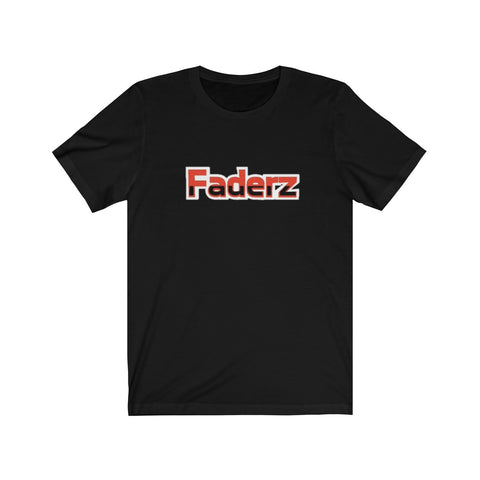 Faderz Big Logo Short Sleeve Tee
