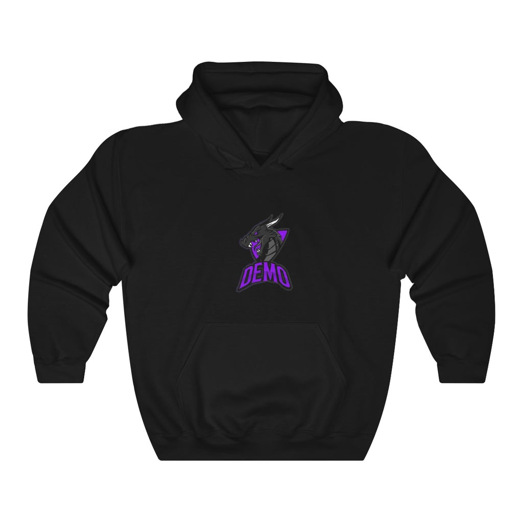 DeMo Heavy Blend™ Hooded Sweatshirt