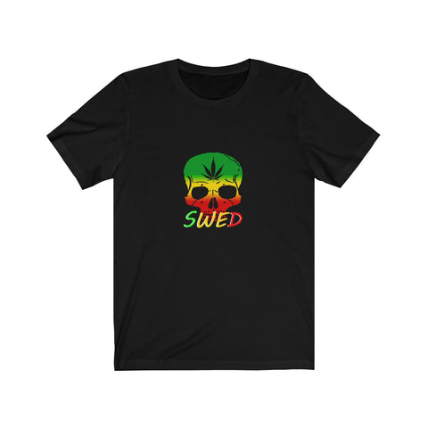 SWED Skull Big Logo Short Sleeve Tee