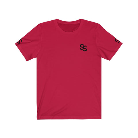 SS Clan Both Sleeves Front Logo Jersey Short Sleeve Tee