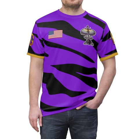 Custom KCG Stripe Jersey