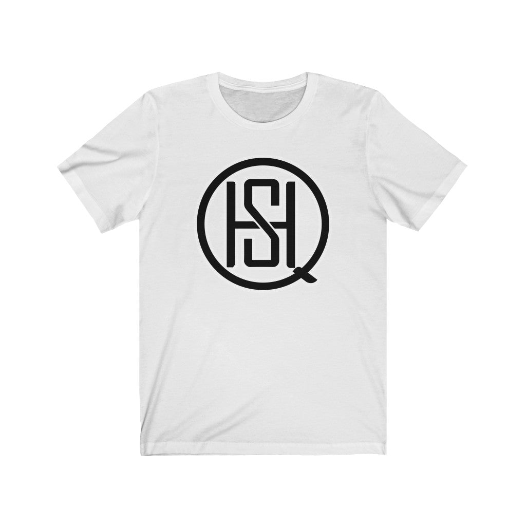 Custom SHQ Black Short Sleeve Tee