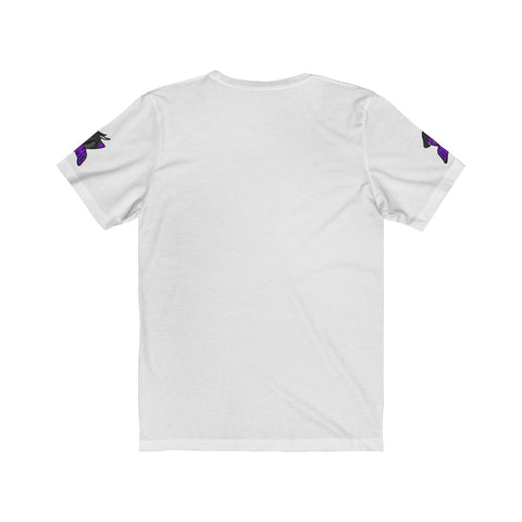 DeMo Big Logo Both Sleeves Front Logo Short Sleeve Tee