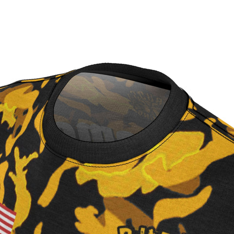Custom Buds Gaming Camo Jersey