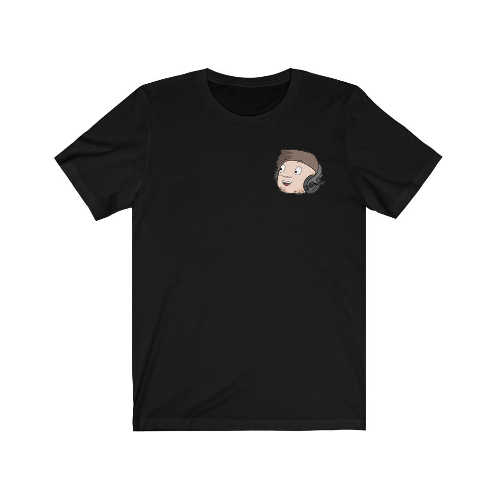 Smile Small Logo Short Sleeve Tee