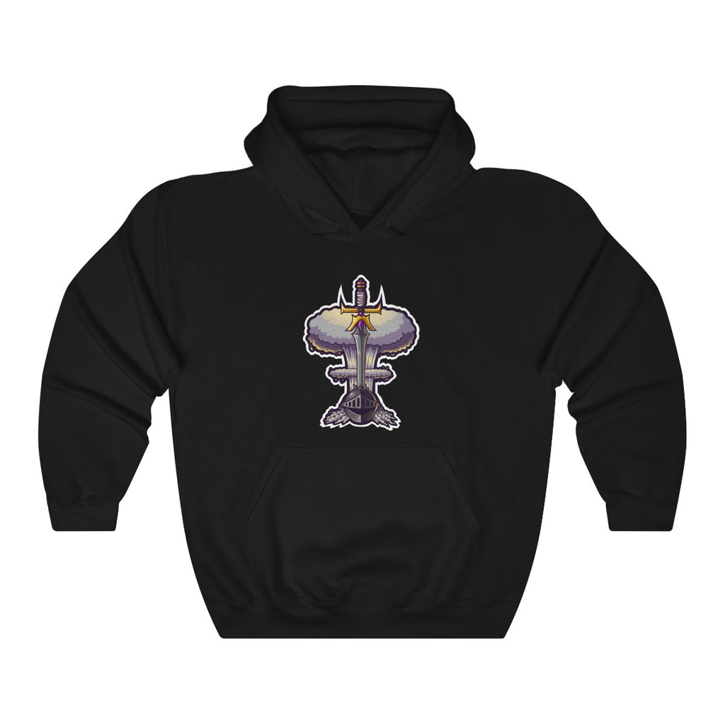 KCG Big Logo Heavy Blend™ Hooded Sweatshirt