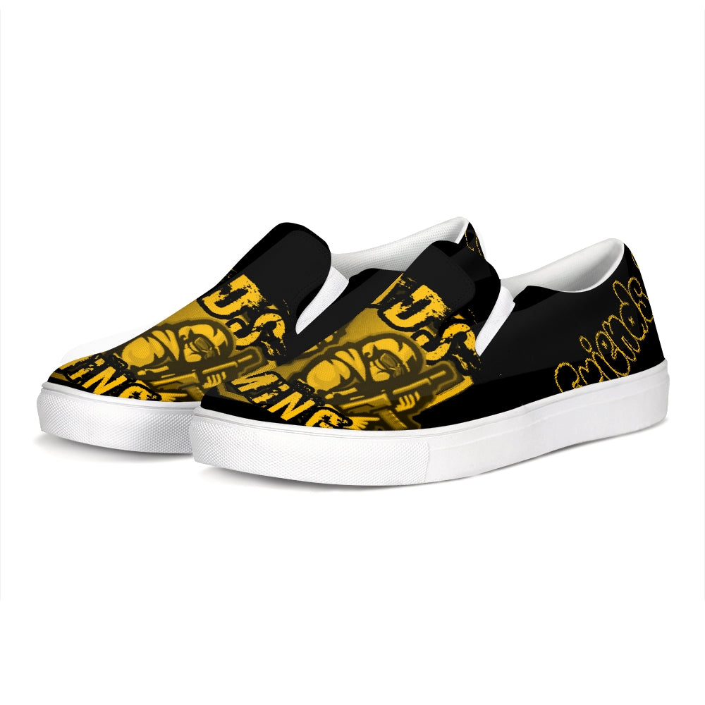 Buds Gaming Slip-On Canvas Shoe