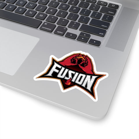 Fusion Kiss-Cut Stickers