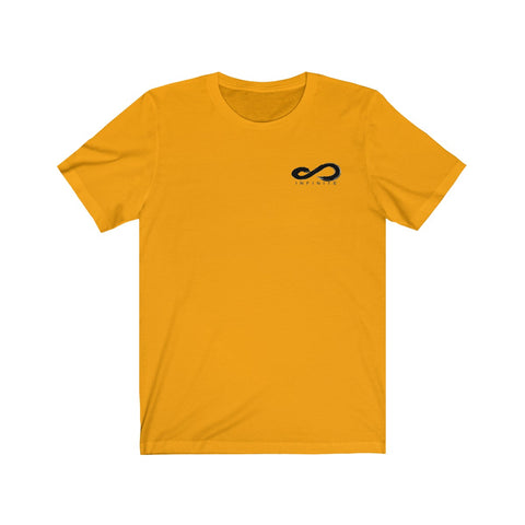 Infinite Small Logo Short Sleeve Tee