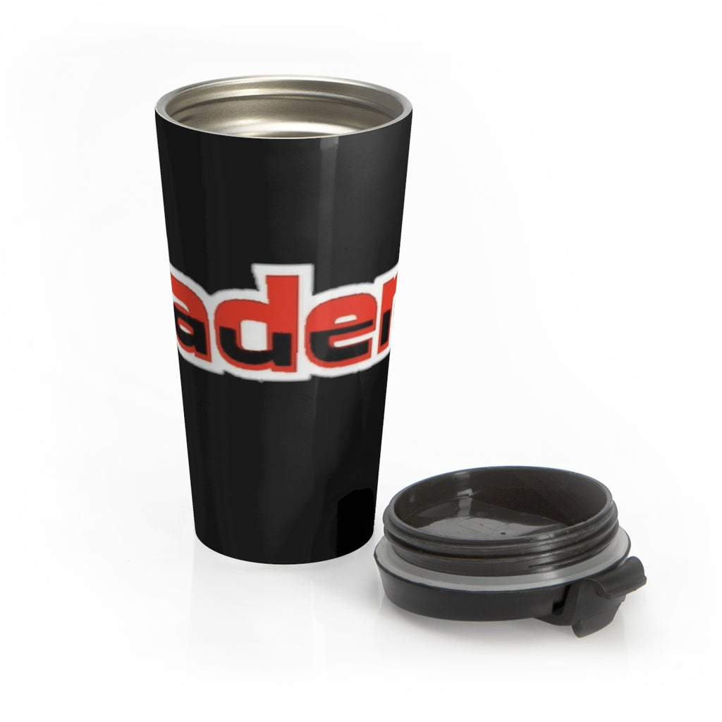 Faderz Stainless Steel Travel Mug