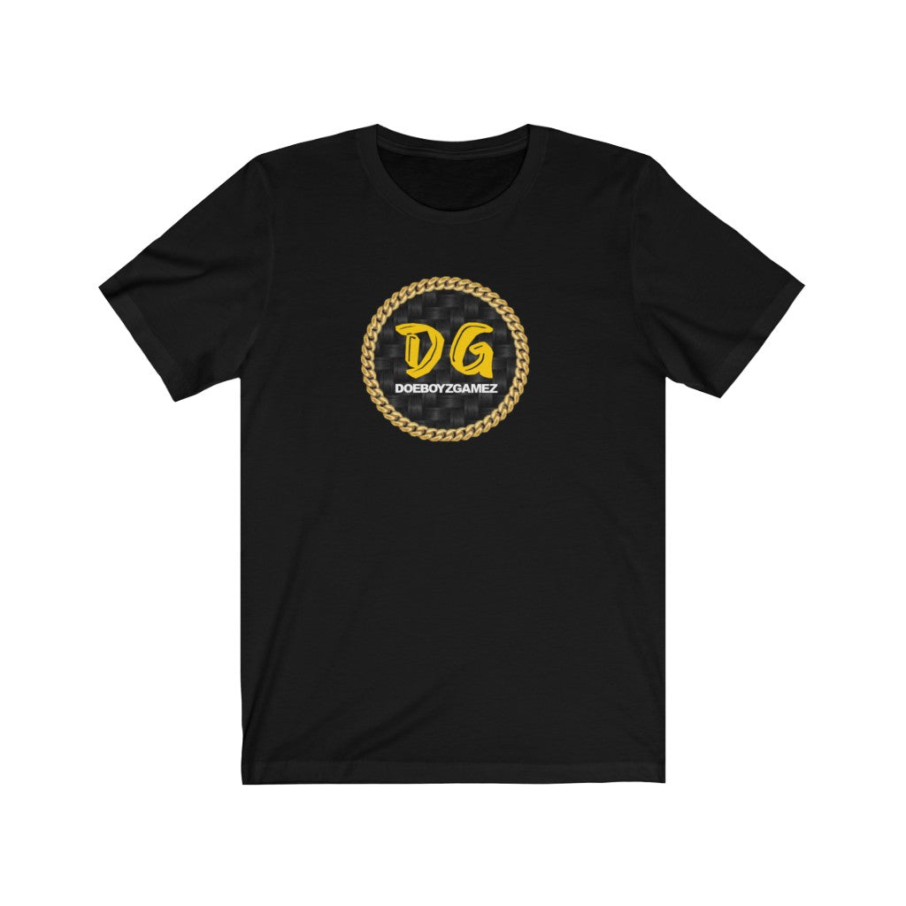 DoeBoyzGamez Big Logo Short Sleeve Tee