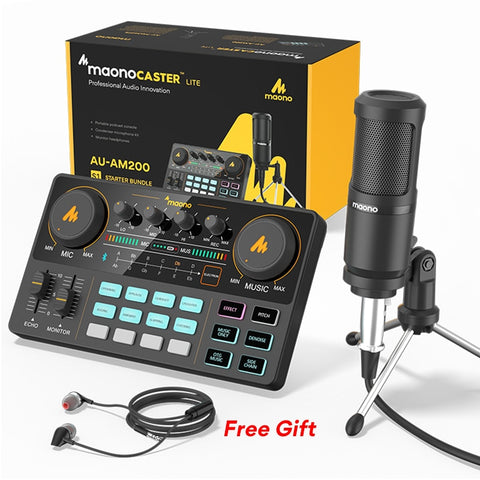 AM200-S1 All-in-on Microphone Mixer Sound Kit