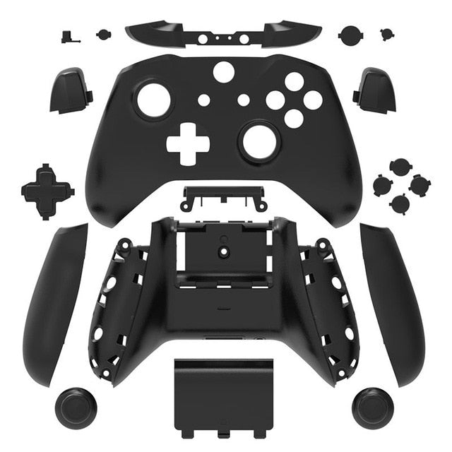 Shell for Xbox One Slim Replacement Full Shell And Buttons Mod Kit Matte Controller