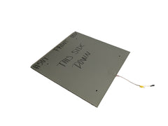 Grey Heated Bed heater for Gigabot 3D printer