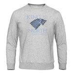 Pull Loup <br>Tête de Loup Game of Thrones