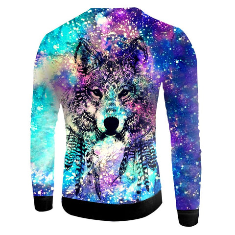 Pull Loup <br>Galaxy