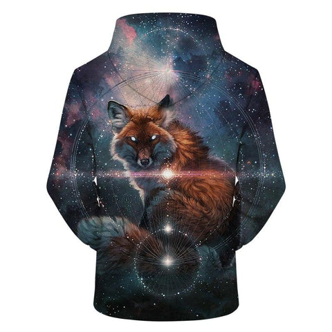 Sweat Loup Galaxy