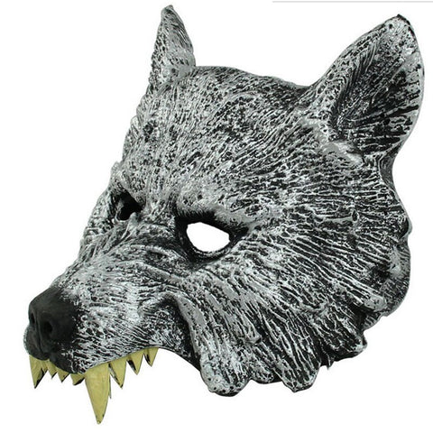 Masque Loup <br>Homme