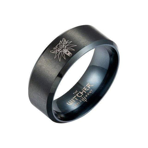 Bague Loup <br> The Witcher