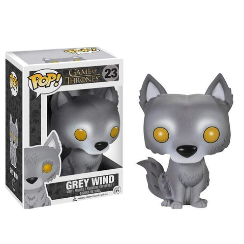 Figurine Loup <br> Pop Loup