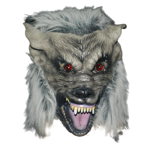 Masque Loup <br>Halloween