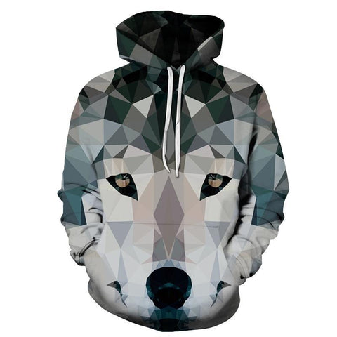 Sweat Loup Origami